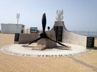 Polski piaskowiec Długosz na Gibraltarze